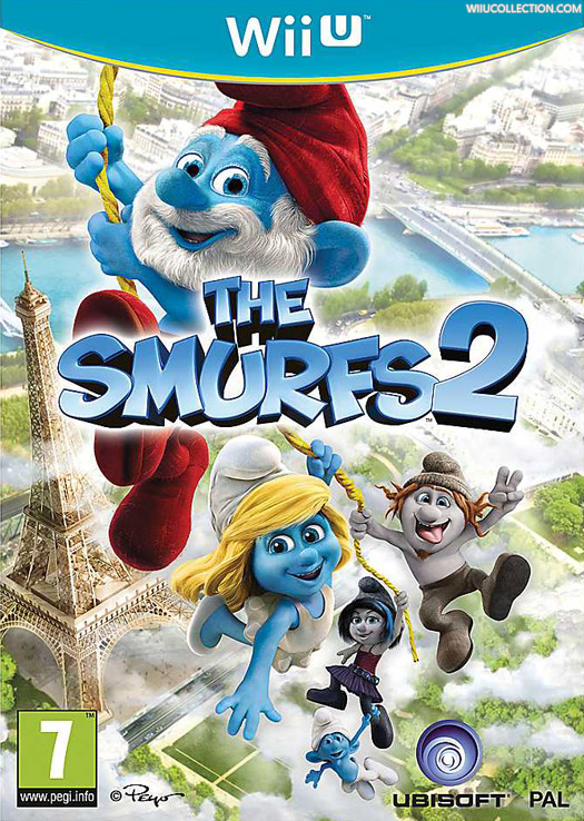 The Smurfs 2 Wii U Game Details Wiki Versions