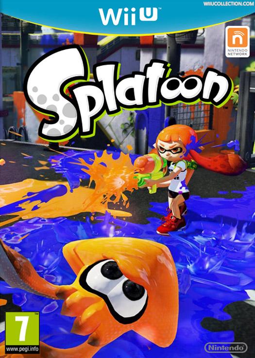 Splatoon TV Commercial 30sec (Wii U) - YouTube  |Splatoon Wii